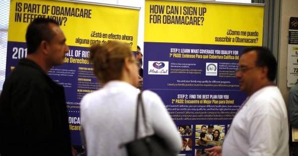 Cómo inscribirse a distintos programas de salud bajo el Obamacare. Foto: cnbc.com.