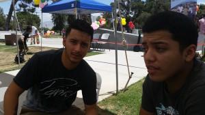 Edgar y Kevin Rosales, lucharon por su sueño compartido, que los unió más como hermanos.