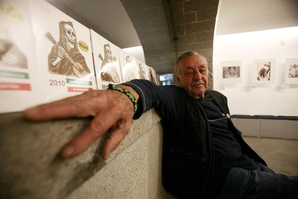Fallece el caricaturista Eduardo del Río