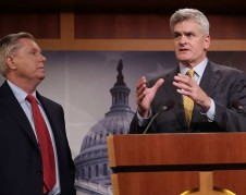 Graham y Cassidy. The GOP's Latest Health-Care Gambit NYMag