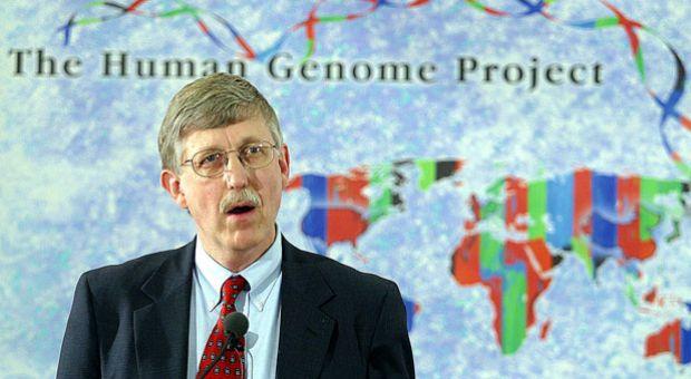 Dr. Francis Collins director del Instituto Nacional de la Salud (N.I.H) y exdirector del Proyecto de Genoma Humano. Foto: dianerehm.org.