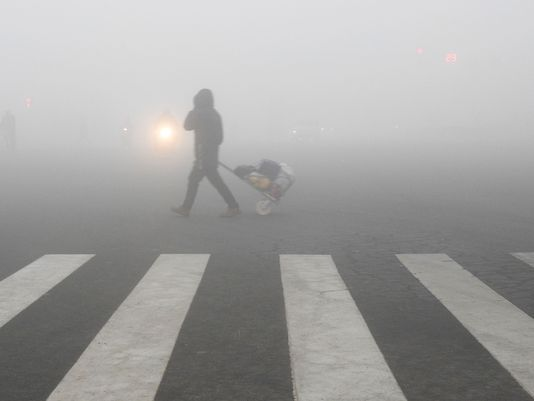 The most polluted city is? Hint: It's not in China USA Today