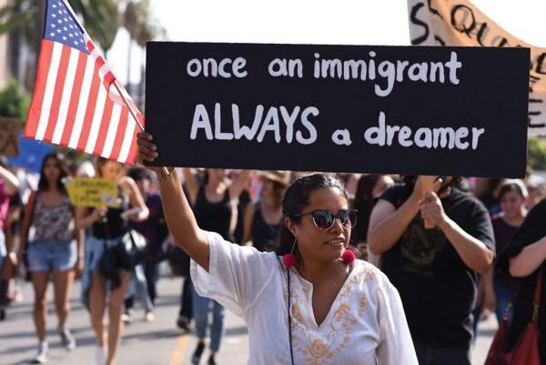 Protesta de los Dreamers en Nueva York. Foto: Jewish Week Jewish Week - The Times of Israel1024 × 684Search by image DACA