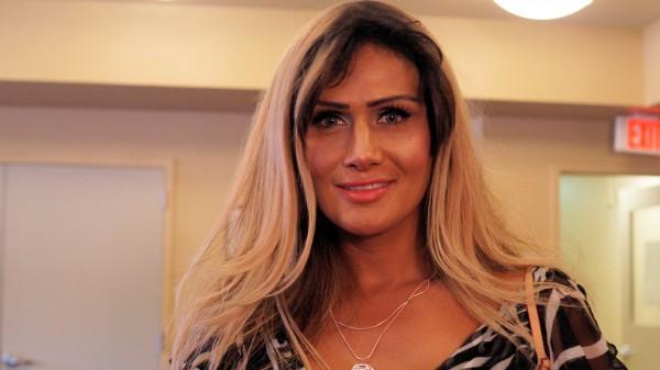 Johana Saavedra recuerda cuando fue multada por orinar en la calle porque en su trabajo le impidieron usar el baño de las mujeres.