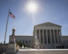Suprema Corte de Justicia, Washington, DC. Foto: AP