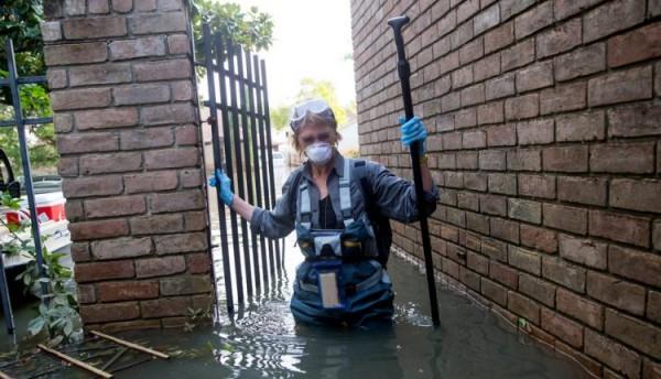 Las inundaciones en dos vecindarios de Houston han sido contaminadas con bacterias y toxinas que pueden enfermar a las personas, según pruebas organizadas por The New York Times. Foto: usapedia.org