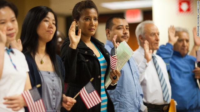 Naturalized citizens explain why they're American by choice - CNN.com
