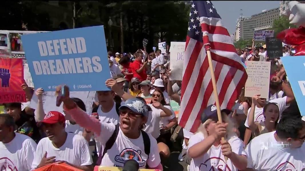 Trump Ends DACA Program, No New Applications Accepted - NBC News NBC News