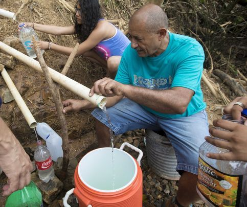 Hurricane Maria: A desperate search for loved ones; power may be ... USA Today