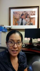 Camila Chávez, Directora Ejecutiva de la Fundación Dolores Huerta.