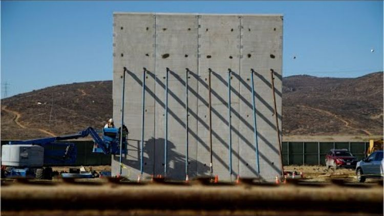 Prototypes of Trump's border wall are being built - Business Insider Business Insider