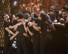 The Latest: Alejandro Sanz dedicates award to 'dreamers' Austin360.com