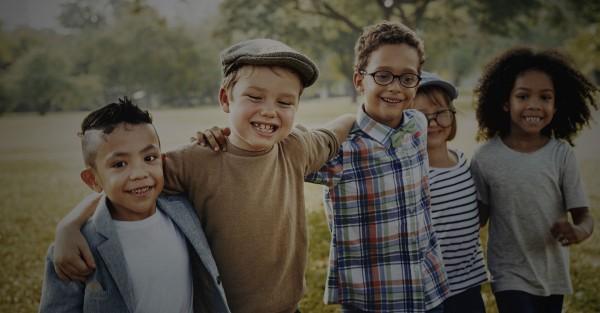 Estos son los rostros de los niños a punto de perder su cobertura médica como regalo de Navidad otorgado por los republicanos. Foto: Kids4all.