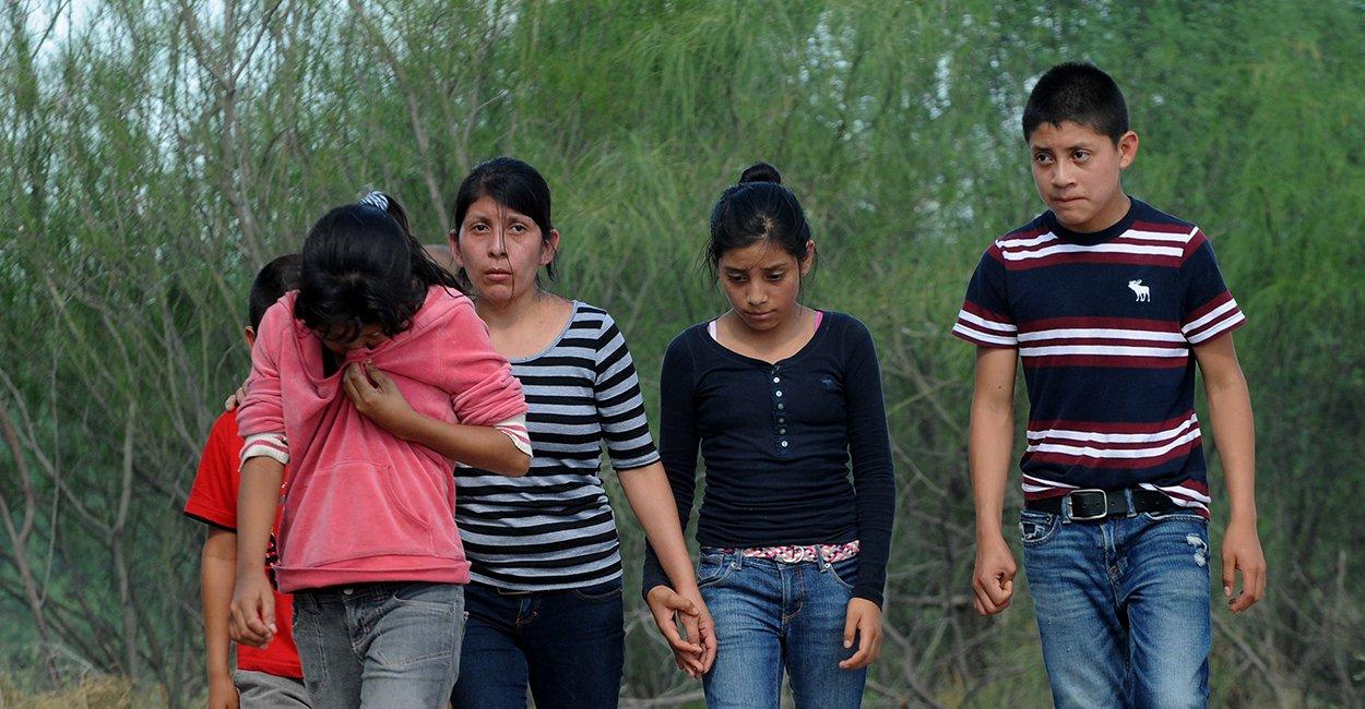 Niños centroamericanos en la peligrosa travesía hacia Estados Unidos huyendo de la violencia de sus países. Foto: remezcla.com