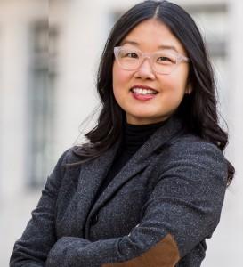 Jaeah Lee is an independent journalist recipient of the American Mosaic Journalism Prize 2018. Photo: Drew Bird.