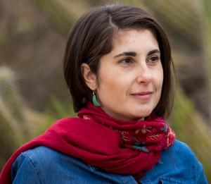 Valeria Fernandez, recipient of the 2018 American Mosaic Journalism Prize. Photo: Drew Bird
