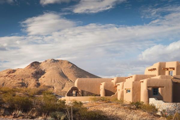 Caserío en Las Cruces, Nuevo México. Foto: www.picachamountain.wordpres.com