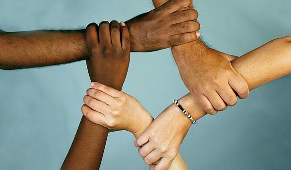 Símbolo de unión racial. Foto: www.gitanos.org.