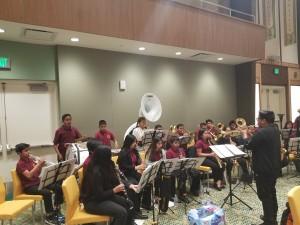 Banda Grandeza Oaxaqueña ameniza la cena de recepción de Embajadores Culturales - Guelaguetza Familiar.