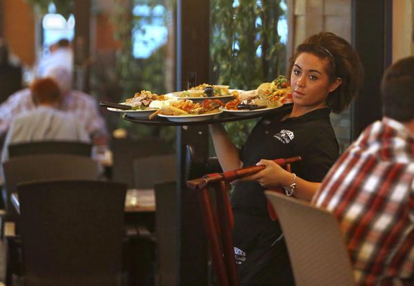 Mesara de restaurant. Foto: http://articles.aberdeennews.com.