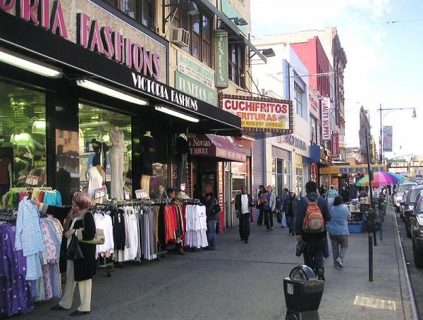 éntrico vecindario de la ciudad de NY. Foto: rikitza.deviantart.com