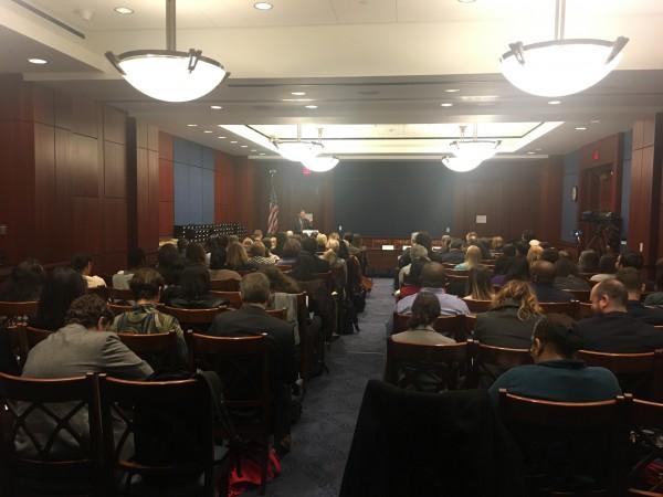 Reunión en el Capitolio