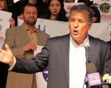 Congresista federal demócrata de San Diego, CA, Juan Vargas.