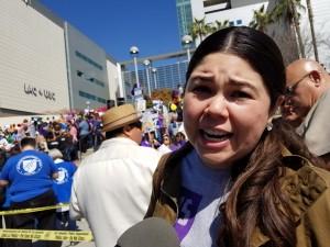 Mary Gutiérrez, Directora de Campañas Estratégicas del SEIU.