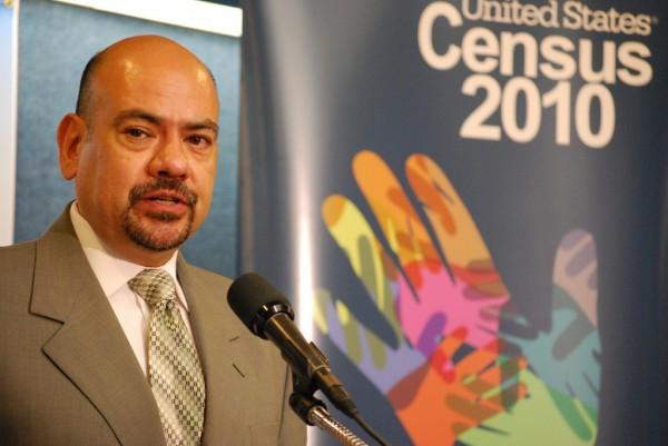 Arturo Vargas Habla sobre la movida de la administración Trump de incluir la pregunta de ciudadanía en el censo. Foto: Flicker.