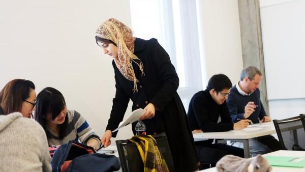 Estudiantes extranjeros tienden a la baja en universidades de EEUU. Foto: www.nyt.com.