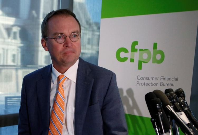 Mick Mulvaney, Director de la Oficina de Administración y Presupuesto. Foto: http://wsau.com.