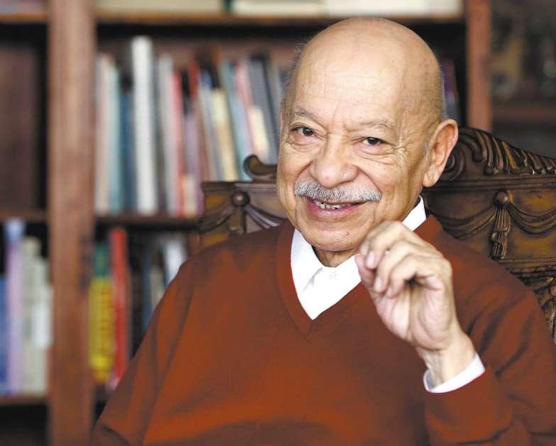 Dr. Tomás Ybarra-Frausto. Foto: Arte Publica Press