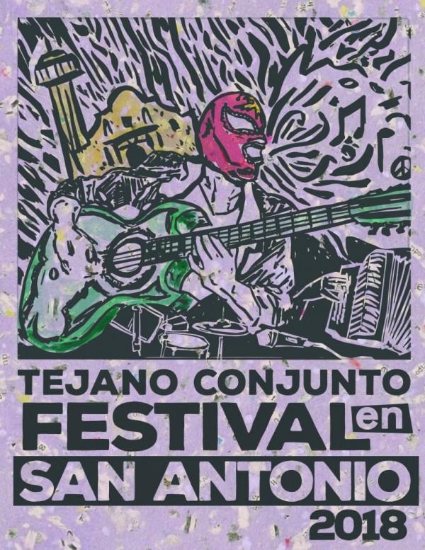El 37 ° Festival del Conjunto Tejano en San Antonio está programado del 16 al 20 de mayo de 2018.