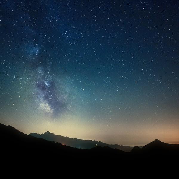 ¿Cuándo fue la última vez que observaste una noche estrellada?