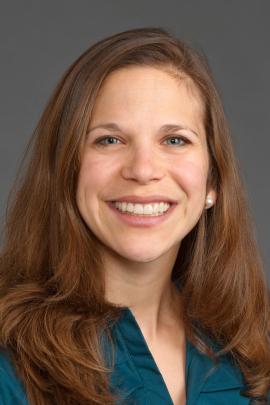 Dra. Julie Linton. foto: Cortesía del Centro Médico Bautista Wake Forest.