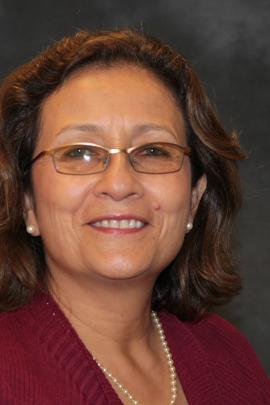 María Gómez. Foto: Cortesía de Mary's Center.