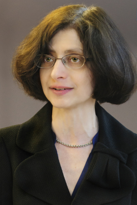Wendy Parmet (Courtesy of Northeastern University)