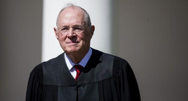 Juez Anthony Kennedy. Foto: www.politico.com.