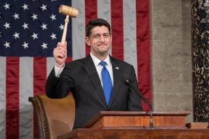 Paul Ryan, congresista de Wisconsin, líder de la mayoría republicana en la Cámara de Representantes en el Congreso de la Unión. Foto: www.commons.wikipedia.com.