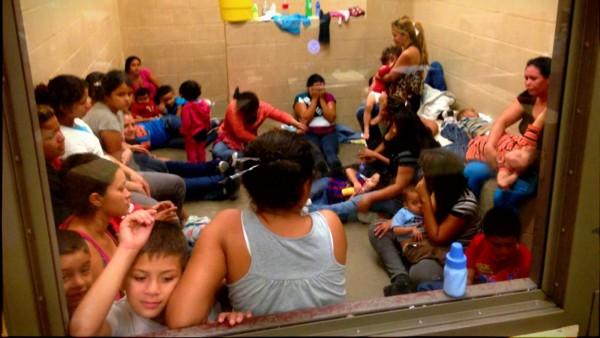 Un aspecto de la injusticia del proceso de asilo en Estados Unidos. Foto: www.irinnews.com.