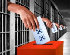 Los prisioneros deben conservar su derecho a votar. Foto: www.thebelltowers.com.