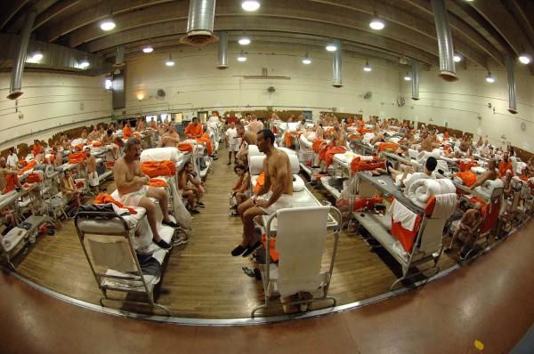 Un nuevo gulag, llena prisiones en EEUU con la reforma de inmigración. Foto: www.ofamericawordpress.com.