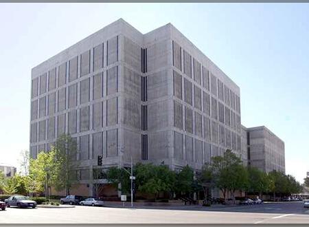 Cárcel del Condado de Fresno, California. Foto: sitio web de la Cárcel de Fresno.