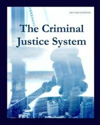 The Criminal Justice System by Salem Press Hardcover Book