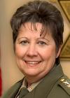 Sheriff de Fresno, California, Margaret Mims. foto: sitio web carcel de Fresno.