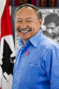 Arturo Rodríguez, Presidente saliente de la UFW, quien duró en el puesto un cuarto de siglo. Foto: cortesía de la UFW.