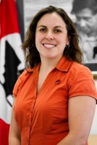 Diana Tellefson, Vice Presidenta Nacional de la UFW. Foto: cortesía de la UFW.