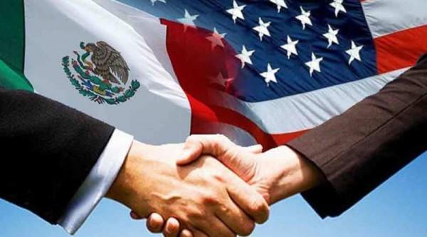 Estados Unidos y México cerraron el lunes un acuerdo comercial bilateral que sustituiría al actual Tratado de Libre Comercio de América del Norte (TLCAN). Foto: http://lasteles.com.