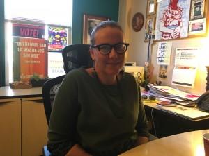 Lariza Dugan-Cuadra, directora de CARECEN en el Norte de California.