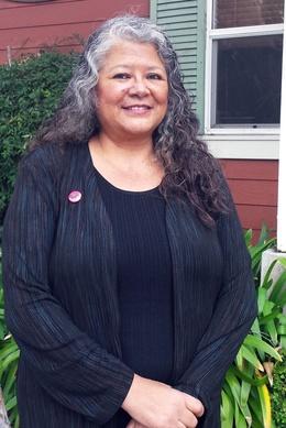 Teresa Romero, originaria de la Ciudad de México y Presidenta electa del sindicato campesino, UFW, quien tomará posesión de su cargo en diciembre de 2018. Foto: cortesía de la UFW.